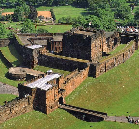 Kuvahaun tulos haulle Carlisle Castle