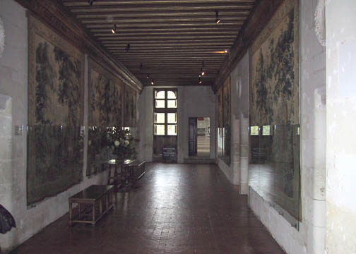 Catherine Briçonnet's Hall