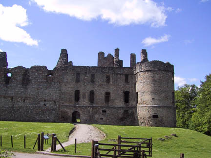 Balvenie Castle Amp Mary Queen Of Scots