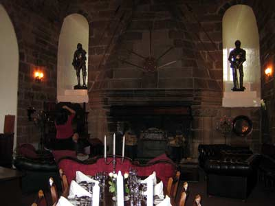 Great Hall (Fireplace end)