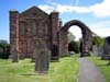 Coldingham Priory, Borders