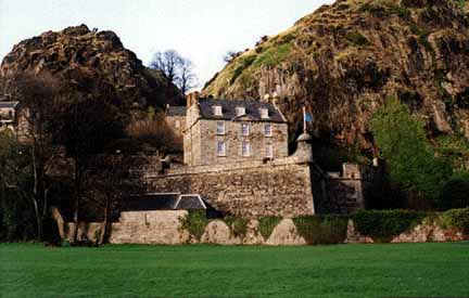 Dumbarton Castle, Renfrewshire